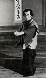 江上茂先生